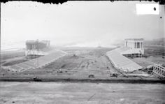 Here Soldier Field, Chicago, during 1922-1924 construction
