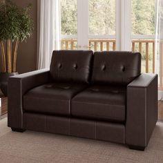 Superieur Latitude Run Kaye Loveseat Upholstery: Sofa Upholstery, Chocolate Brown,  Love Seat, Cookware