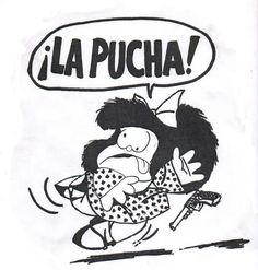 Resultado de imagen para frases de mafalda