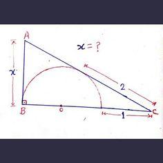 Geometry Questions, Math Questions, Geometry Problems, Math Problems, Math Teacher, Teaching Math, Act Exam, Sat Math, Maths Solutions