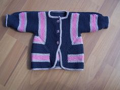 Ravelry: Baby Surprise Jacket discussion topic - BSJ Photos & Successes