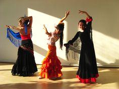 Strike a Pose! #flamenco #kids #children