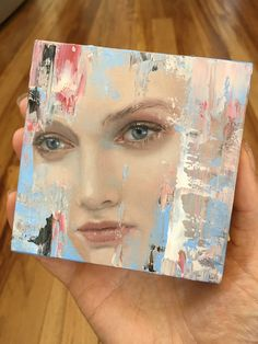 Tiny Work Tuesday 2 by Meredith Marsone