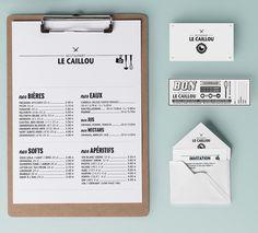 Agence de communication à Strasbourg - Agence Die Drei - Restaurant Le Caillou Strasbourg
