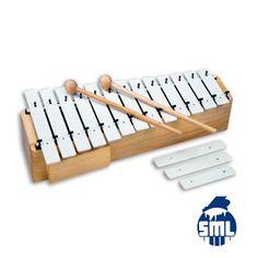 Jogos de sinos e outros instrumentos de iniciação musical, encontra no Salão Musical de Lisboa - Instrumentos Musicais.