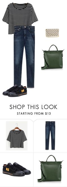 """""""Monday"""" by pvzhang on Polyvore featuring adidas and Want Les Essentiels de la Vie"""