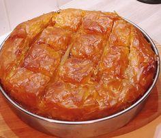 Greek Sweets, Greek Desserts, Greek Recipes, Cookbook Recipes, Dessert Recipes, Cooking Recipes, Greek Pastries, Greek Cooking, Sweets Cake