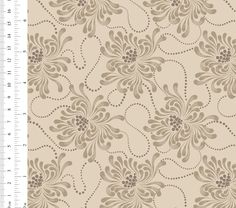 Ginger Lily Studio Expressions: AS0100 cw01 Small Flowers, Chevron, Lily, African, Tapestry, Studio, Fabric, Collection, Design