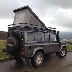 Dream Land Rover