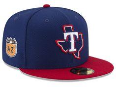 8a6dc3fd3ed Texas Rangers New Era 2017 MLB Diamond Era Spring Training 59FIFTY Cap Mlb  Texas Rangers