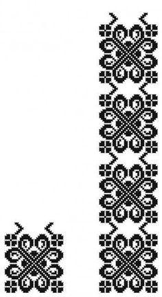 Programe De Broderie, Tip Banda, Pentru - Diy Crafts Cross Stitch Art, Cross Stitch Borders, Cross Stitch Designs, Cross Stitching, Cross Stitch Patterns, Lace Knitting Patterns, Knitting Charts, Embroidery Patterns, Machine Embroidery