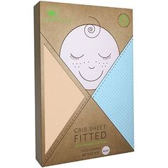 YourEcoFamily Certified Organic Cotton Fitted Crib Sheet Beige