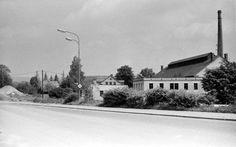 Priebshova sklárna 1979