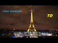 I LOVE PARIS BY TONY DIAMOND