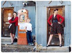 rockabilly family | las vegas child and family photographer | ashlee bailey » Ashlee Bailey Photography