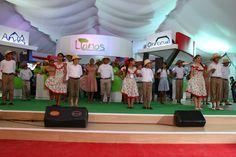 La #FitVen2014 abrió sus puertas para exhibir desde Barinas la gama de atractivos que posee el país más chévere