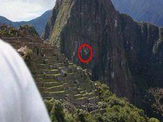 Machu Picchu Flying Saucer WOW!! UFO Sightings [Strange UFO Clouds] Dec ...