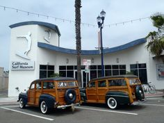 Surf's Up! Surfing is synonymous with California. So it's no wonder we San Diegan's have our very own Surf Museum in Oceanside! On San Diego FREE Museum Tuesday you can explore the history of surfing at the California Surf Museum, located on Pier View […] Oceanside California, California Surf, Southern California, Free Museums, Best Vibrators, Trip Planning, Great Places, Sd, San Diego