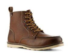 half off e055f ec3f0 Mens Men Crevo Buck Moc Toe Boot -Brown - Brown Air Jordan Schuhe, Uhren