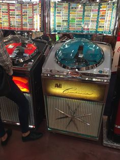 Jukebox ami continental 1&2