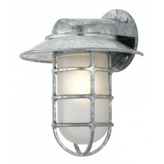 Commercial Industrial Static Sconce