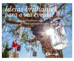 Brilliant ideas for your event! www.lakeyevents.com