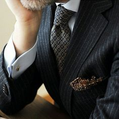 My Dapper Self — Elegance goes well beyond clothes. It's an...