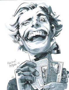 The Joker by Fiona Staples