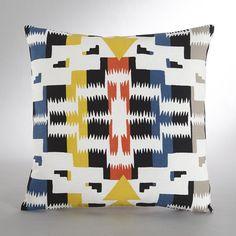 Image Pichu Pure Cotton Zip-up Cushion Cover La Redoute Interieurs