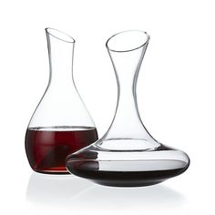 Bellamy Carafe in Pitchers & Decanters | Crate and Barrel