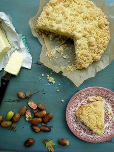 Streuselkuchen - crumble cake