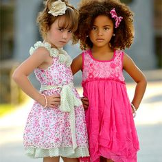 Ordered the dress on the right just the other day for Mylee. ;)