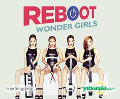 #WonderGirls Vol. 3 - Reboot #kpop -- Click on the pic to order now~