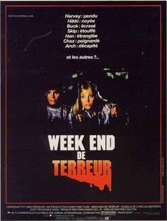 Poster Week-end de terreur 24100