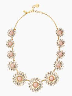 Kate Spade: Estate Garden Necklace