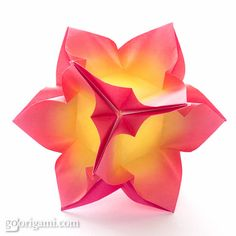 Video for folding IvaMia Kusudama.  Also a photo tutorial in Russian here:  http://stranamasterov.ru/node/420719