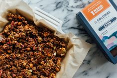 Snack Recipes, Healthy Recipes, Snacks, Lettuce Salad Recipes, Breakfast Dessert, Granola, Pumpkin, Muesli