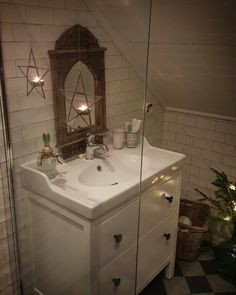My bathroom #bathroom #shower #mirror