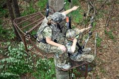 8 Ways to Trick Out Your Treestand