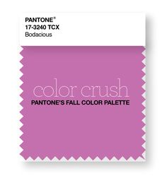 Pantone's color pale