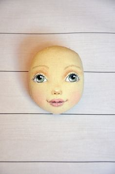 PDF, Cloth Doll Pattern,PDF Sewing Tutorial,Soft Doll Pattern This lesson is suitable for those who want to make the head for a doll of 40 cm height of cotton fabric with painted face, which can be purchased here: https://www.etsy.com/ru/listing/234889433/set-for-dolls-body-the-body-of-the-doll?ref=shop_home_active_19 This lesson does not show how to draw a face.  You can also make a head of this shape without painted face from your own fabric. Lesson includes a lot of pictures with detailed…