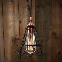 Pendant lamp JUBA CAGE PENDANT #LIGHT by @mullanlighting
