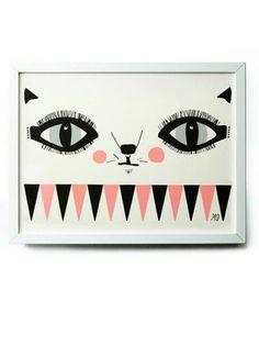 Cat Face | Hello Polly