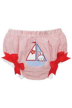 Summer has arrived with Elegant Baby's Nautical Bloomers! Soft cotton seersucker bloomers feature delicate eyelet lace detail around leg openings and beautiful, Best Baby Items, Eyelet Lace, Seersucker, Off Shoulder Blouse, Nautical, Gym Shorts Womens, Ballet Skirt, Elegant, Swimwear