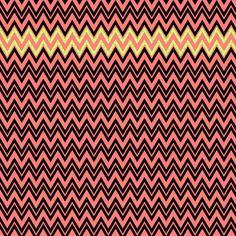 Be Diff - Estampas coordenadas | Zigzag 4 by Maycon