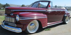 1947 Mercury Eight ..Re-pin brought to you by agents of #Carinsurance at #HouseofInsurance in Eugene, OregonConvertible