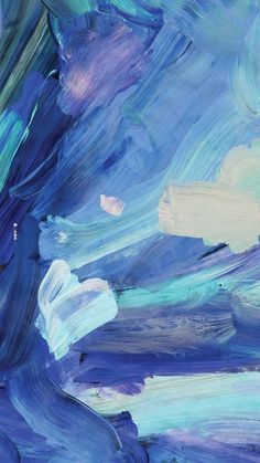 27 ideas painting abstract blue texture for 2019 We Heart It Wallpaper, Iphone Background Wallpaper, Trendy Wallpaper, Blue Wallpapers, Pretty Wallpapers, Aesthetic Iphone Wallpaper, Cool Wallpaper, Aesthetic Wallpapers, Iphone Wallpaper Paint
