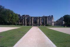 Porte Mars, Reims (France)