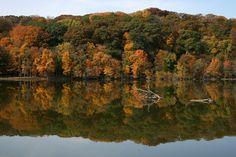Big Hill Park in Beloit along the Rock River.  Photo by Mark Preuschl