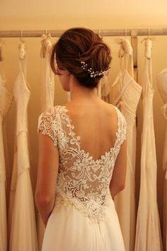 wanda borges wedding dresses | Paratrazer a magia do casamento da sua avó ao seu casamento, deixo ...